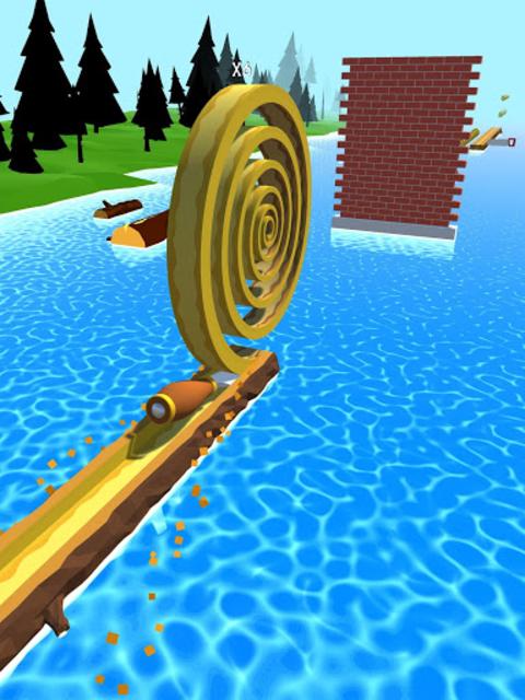 Spiral Roll screenshot 11