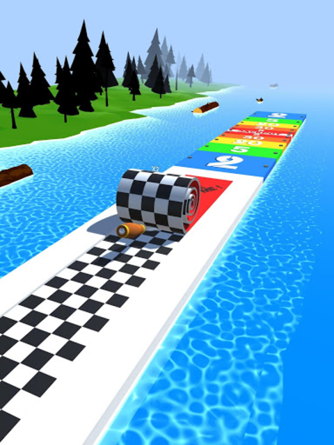 Spiral Roll screenshot 12