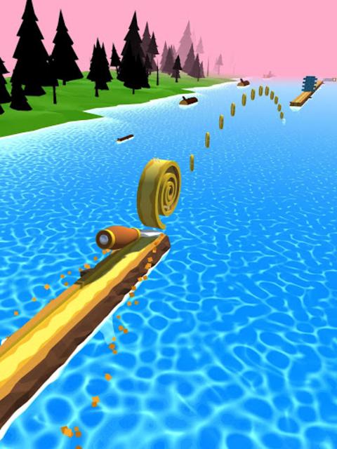 Spiral Roll screenshot 15