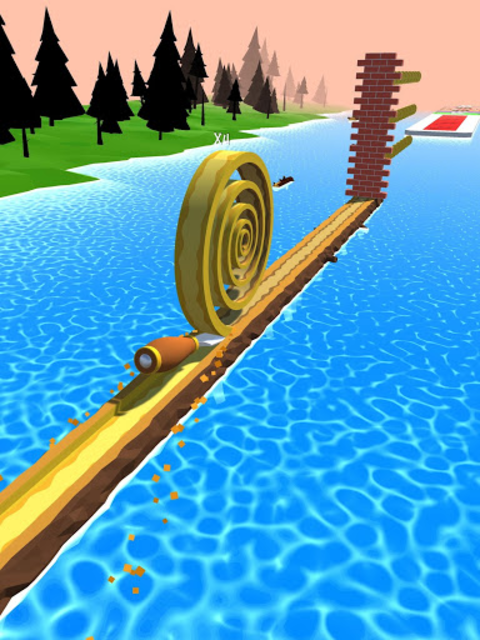 Spiral Roll screenshot 18