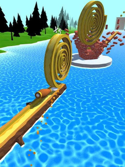 Spiral Roll screenshot 21