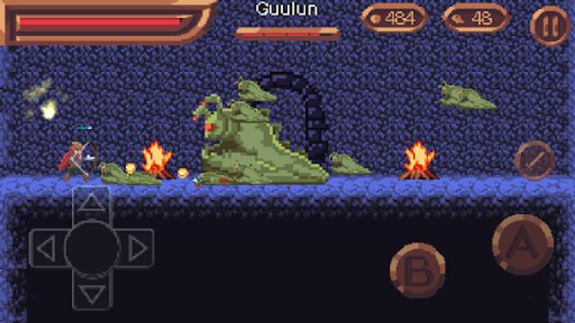 Unbroken Soul screenshot 1