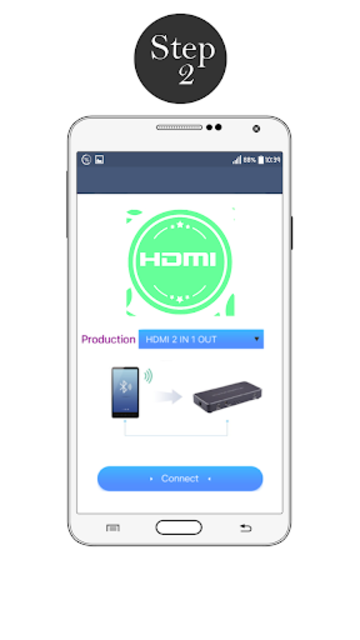 Connect phone to TV - HDMI screenshot 2