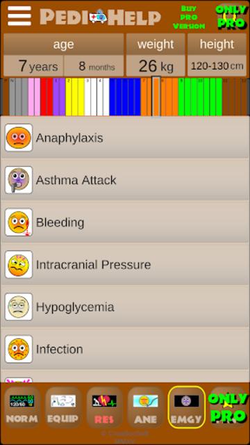 Pedi Help screenshot 3
