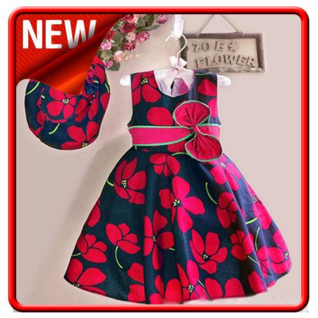 92c873c233fb About  Cute Baby Girl Frock Designs 2018 (Google Play version ...
