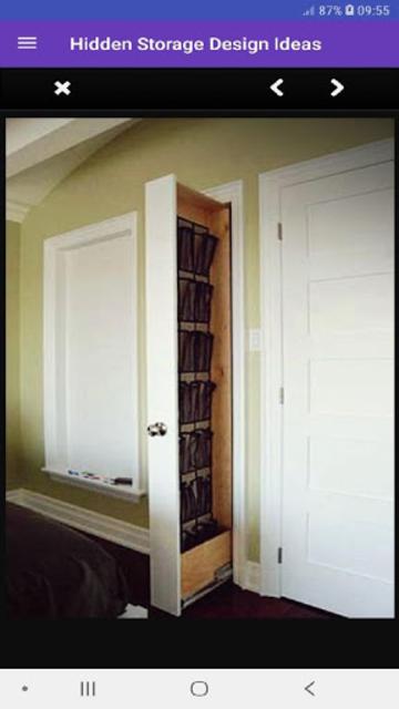 Top DIY Hidden Storage screenshot 7
