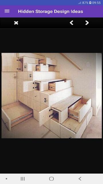 Top DIY Hidden Storage screenshot 8