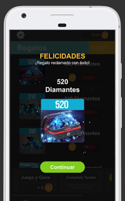 FREE FF - Diamantes Gratis screenshot 3