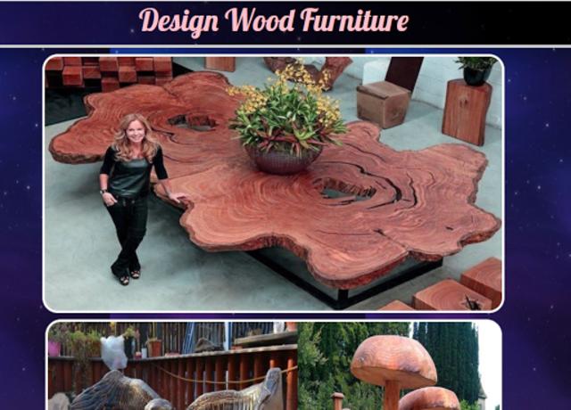 Design Wood Furniture screenshot 1