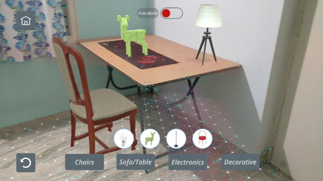 Place Furniture AR screenshot 2