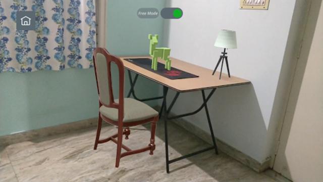 Place Furniture AR screenshot 3