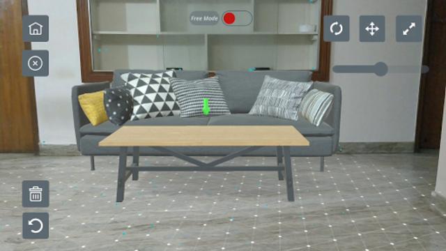 Place Furniture AR screenshot 4