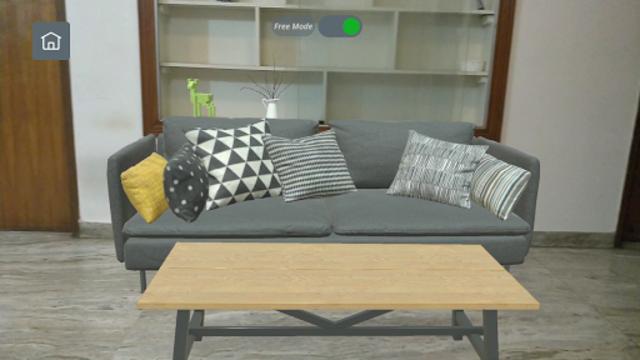 Place Furniture AR screenshot 6