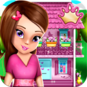 Icon for Dollhouse Decoration and Design Games 🏠
