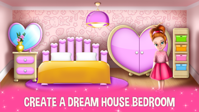 Dollhouse Decoration and Design Games 🏠 screenshot 2