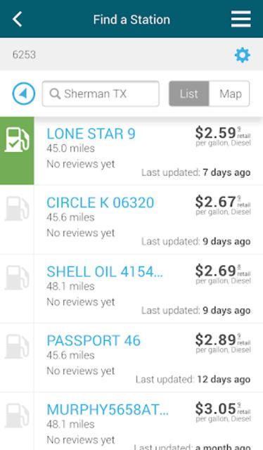 FleetAdvance screenshot 4
