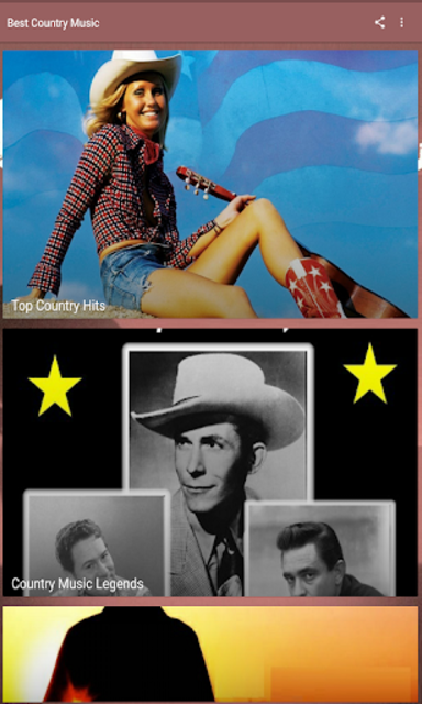 Best Country Music screenshot 2
