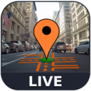 Icon for Live Map and street View - Satellite Navigation