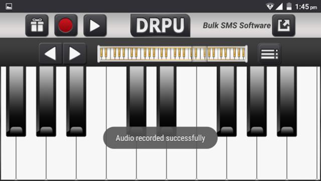 Electric Piano Digital Music screenshot 2