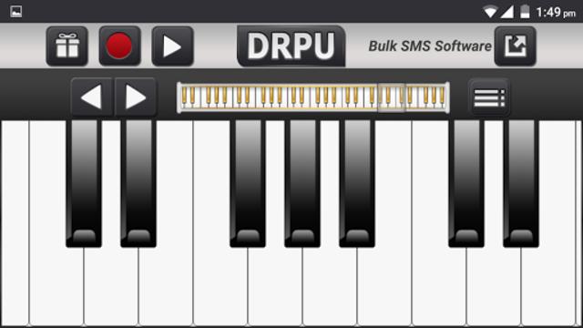 Electric Piano Digital Music screenshot 4