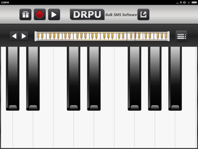 Electric Piano Digital Music screenshot 8