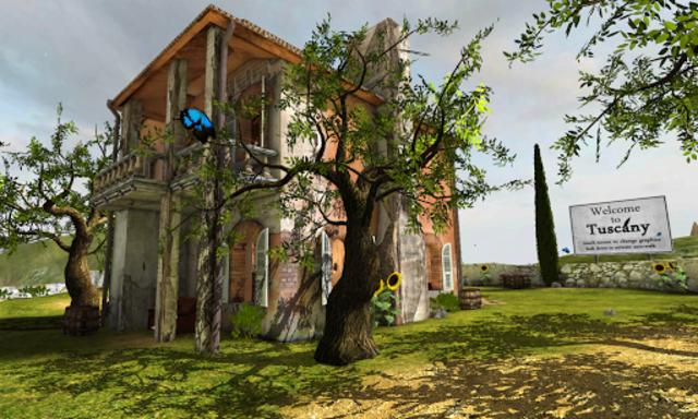 Tuscany Dive screenshot 1