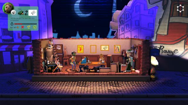 Passpartout: The Starving Artist screenshot 3