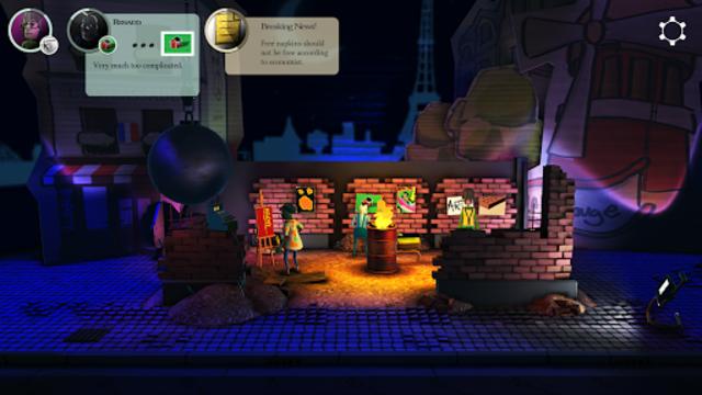 Passpartout: The Starving Artist screenshot 4