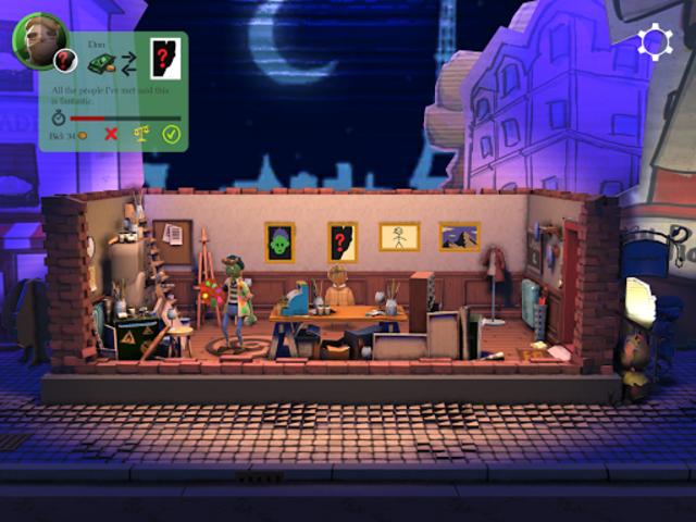 Passpartout: The Starving Artist screenshot 12