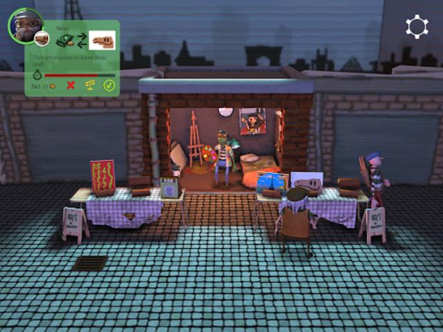Passpartout: The Starving Artist screenshot 15