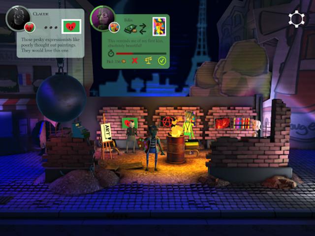 Passpartout: The Starving Artist screenshot 16