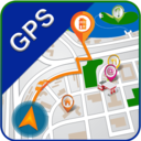 Icon for GPS Route Finder & Maps, Live Navigation & Tracker