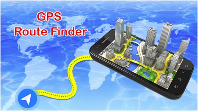 GPS Route Finder & Maps, Live Navigation & Tracker screenshot 15