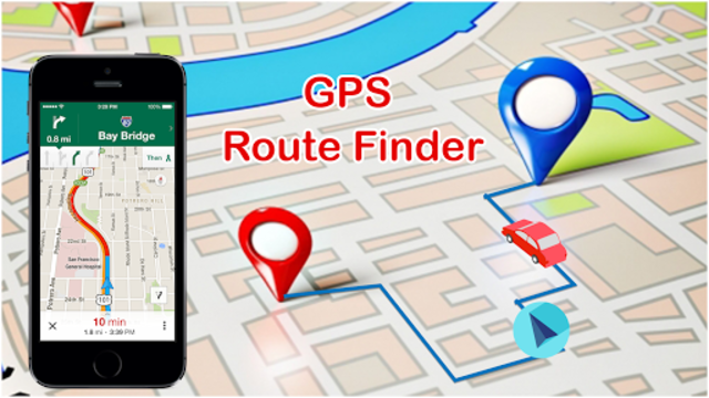 GPS Route Finder & Maps, Live Navigation & Tracker screenshot 18
