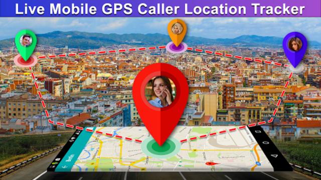 Live Mobile Phone GPS Caller Location Tracker screenshot 2