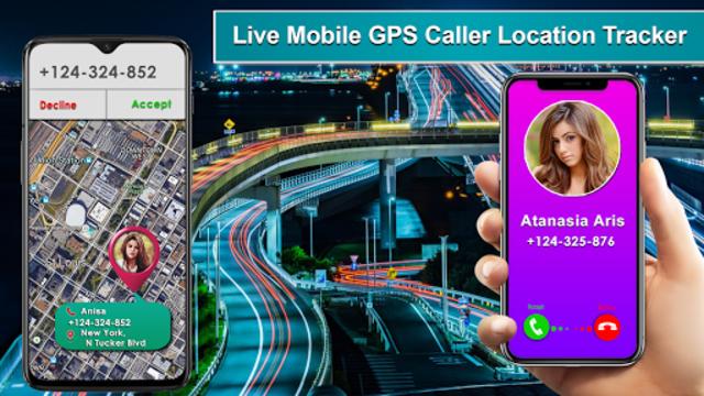 Live Mobile Phone GPS Caller Location Tracker screenshot 12