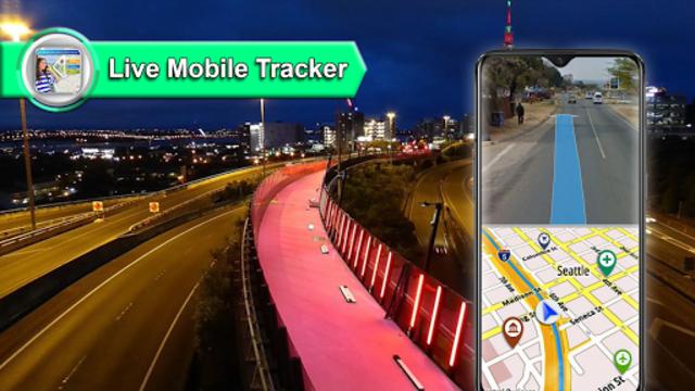 Live Mobile Phone GPS Caller Location Tracker screenshot 22