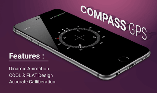 Compass GPS Free screenshot 4