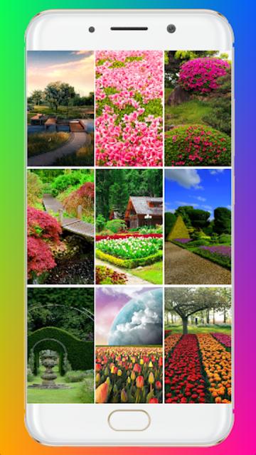 Garden Wallpaper screenshot 9