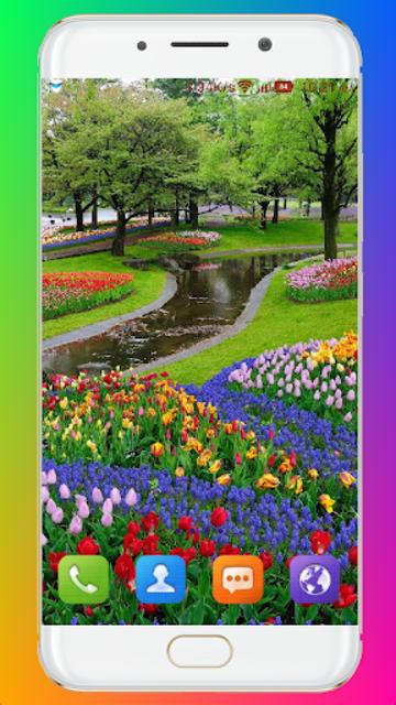Garden Wallpaper screenshot 11
