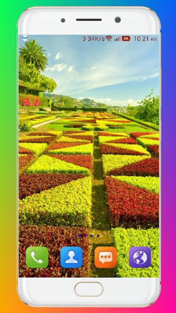 Garden Wallpaper screenshot 12