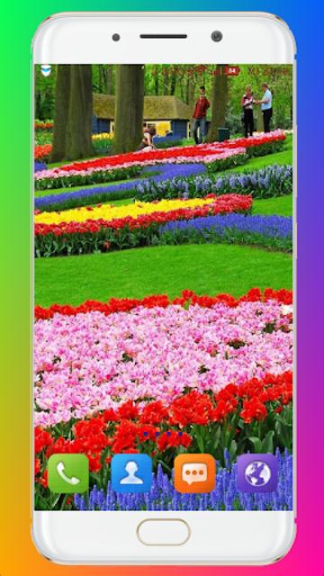 Garden Wallpaper screenshot 14
