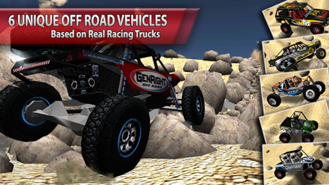 ULTRA4 Offroad Racing screenshot 1