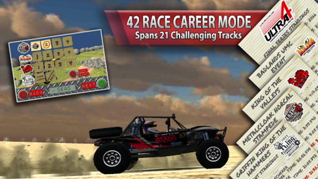 ULTRA4 Offroad Racing screenshot 3