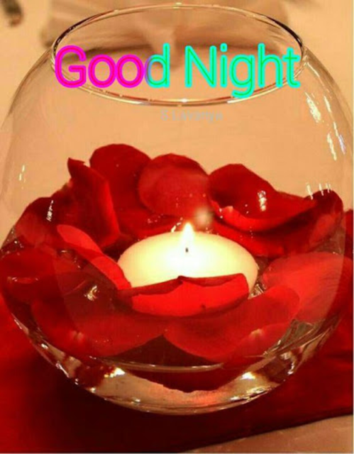 Good Night Romantic Love Gif