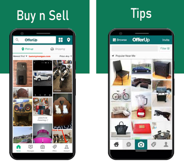Offer Up Buy and Sell Tips - Guide screenshot 1