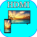 Icon for hdmi mhl connector checker screen for android