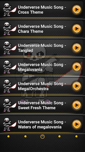 About: Underverse Music Ringtones (Google Play version