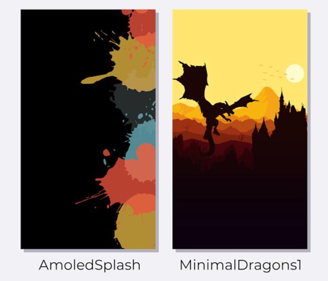 AmoledWalls Pro - Wallpaper [S10 hole punch Walls] screenshot 5