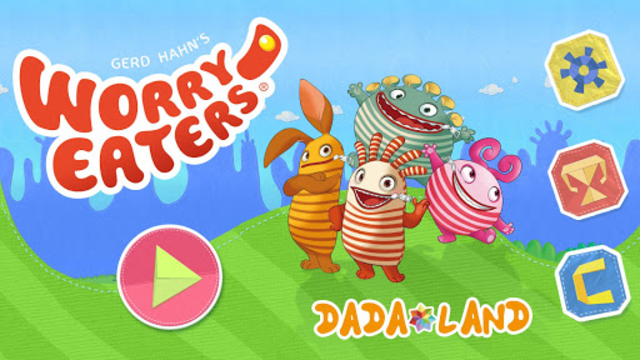 WORRY EATERS Dada Land screenshot 1